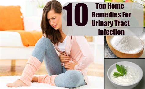top 10 home remedies for urinary tract infection