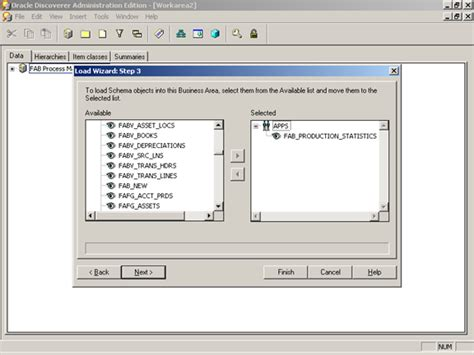 tutorial oracle discoverer administrator oracle discoverer tutorial