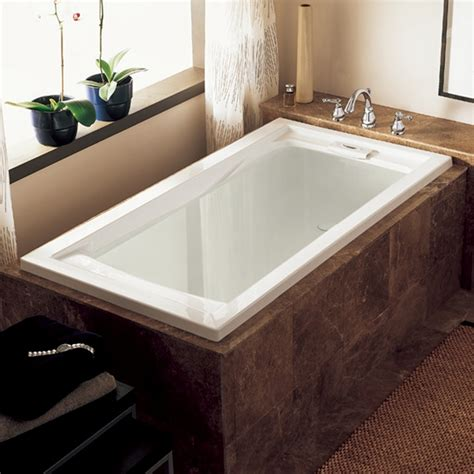 deep soaker bathtubs evolution 72x36 inch deep soak bathtub american standard
