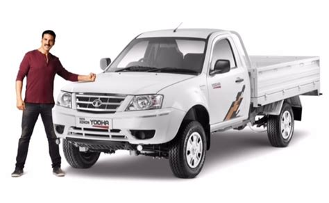 Toyota Trucks In India Tata Xenon Yodha Launched In India Prices Start At