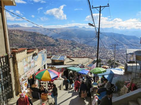 witches  el alto bolivia traditions