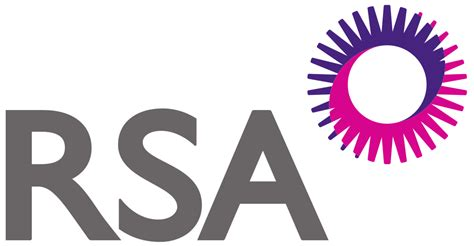 RSA Logo / Insurance / Logonoid.com