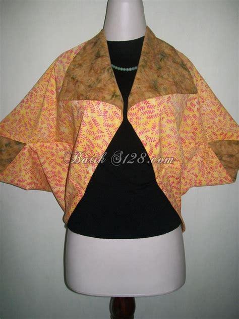 Bolero Batik Tulis Asli Cardigan Terbaru Blezer Murah F2 0516 058 model terbaru bolero batik terkini asli batik bl093