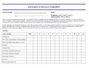Job Planner Template Best Photos Of Action Plan Worksheet Free Business Plan