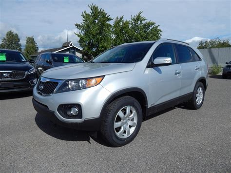 2013 Kia Lx 2013 Kia Sorento Lx 18 995 Williams Lake Gustafson S Kia