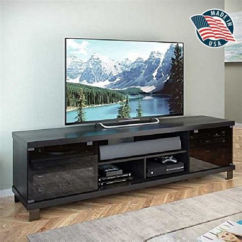 80 Inch Tv Stand by Tv Stand For Flat Screens Credenza Entertainment Center