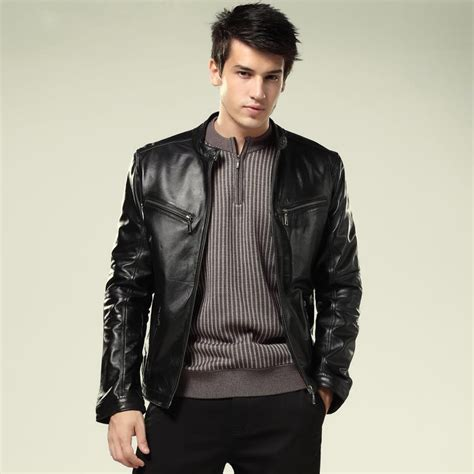 leather jackets for men jackets