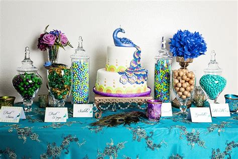 sonal s peacock themed baby shower proud as a peacock peacock baby baby shower themes