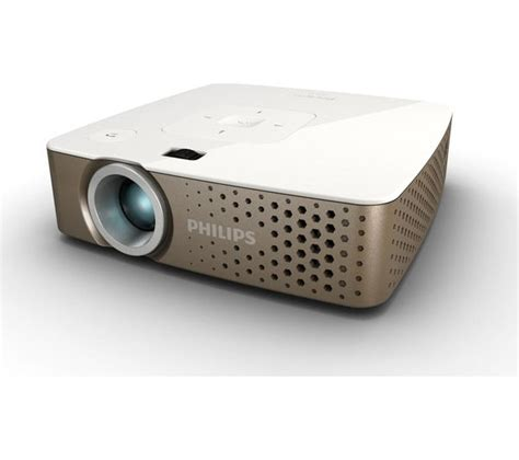 Proyektor Philips philips picopix ppx3414 throw portable projector deals pc world