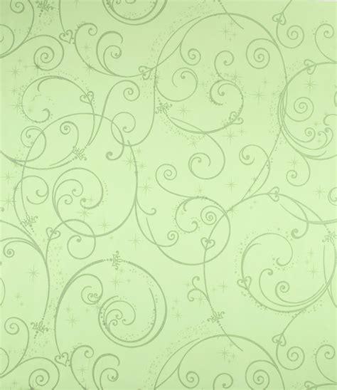 wallpaper atau cat photo collection green swirl wallpaper