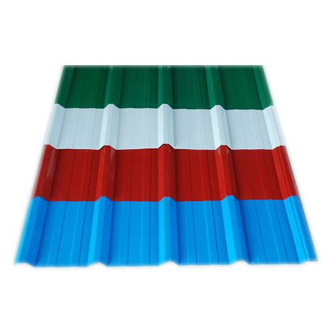 color coated color coated profile sheet false ceiling roofing