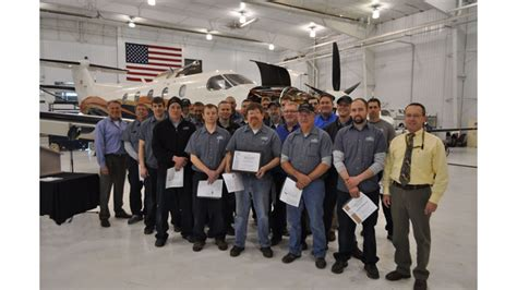 Fjc Security Airport by Fargo Jet Center Receives Faa Award And Maintenance Technicians Receive Aviation