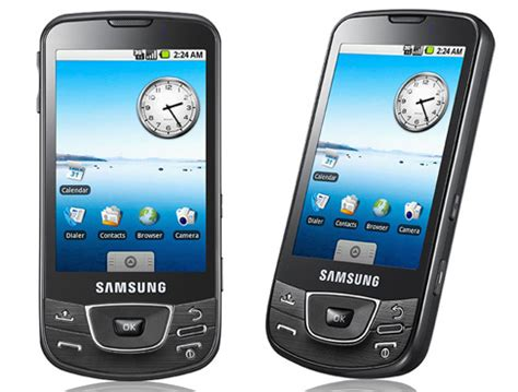 samsung galaxy gt i7500 updated to android 1.6