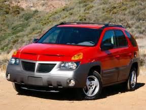 Pontiac Aztek Pontiac Aztek Specs 2000 2001 2002 2003 2004 2005 Autoevolution
