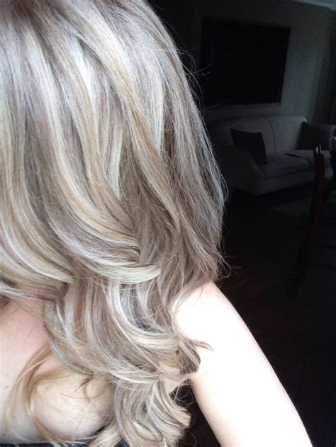 medium brown hair with platinum blonde highlights 806 best hair i love images on pinterest hair colors