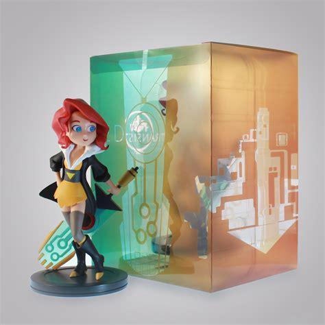transistor figure supergiant begins selling adorable transistor figure news www gameinformer