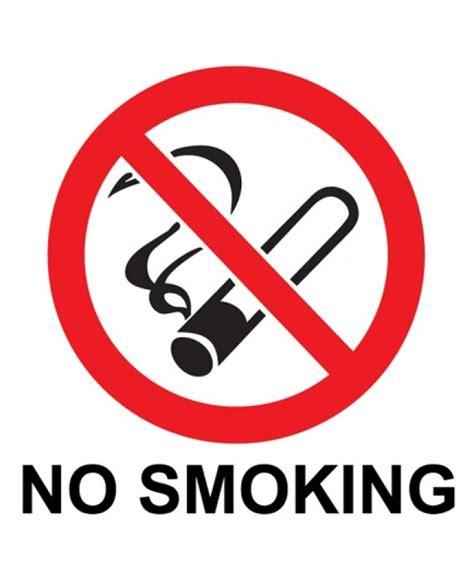 no smoking sign logo no smoking warning symbol sticker