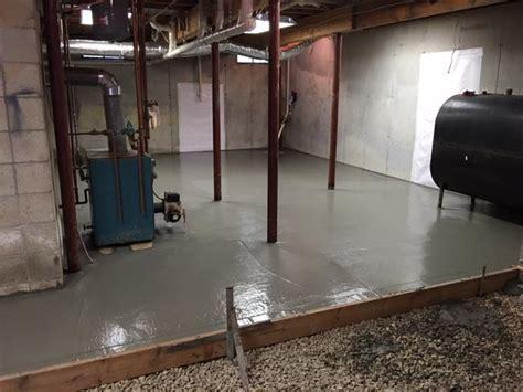 dryzone basement systems dryzone basement systems basement waterproofing photo album waterproofing and floor pour in