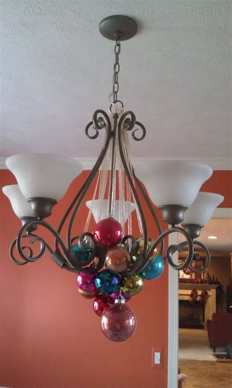 Chandelier Decoration Ornament Chandelier Decorating For Winter