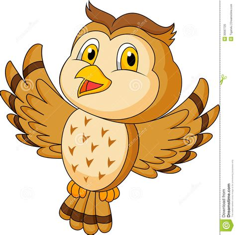 flying owl clipart owl flying royalty free stock photo image
