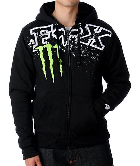 Hoodie Zipper Fox Logo Dennizzy Clothing fox squatch chop black hoodie zumiez