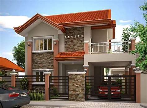 desain depan rumah minimalis dengan batu alam 18 gambar rumah minimalis tak depan lahan sempit