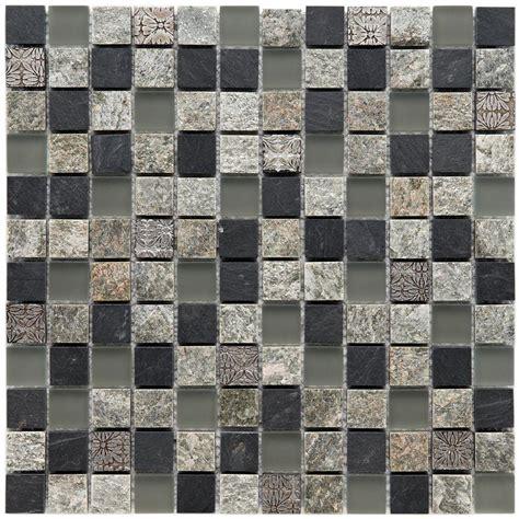 merola tile granito fauna verde 12 in x 12 in x 8 mm