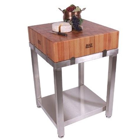 kitchen chopping table cheap butcher block kitchen table boos cucina