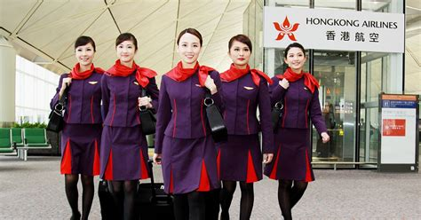 cabin crew information fly gosh hong kong airlines cabin crew recruitment