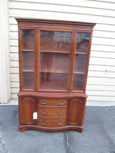 mahogany china cabinet for sale classifieds