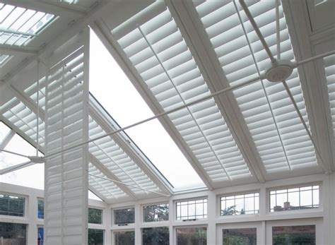 Conservatory Roof Blinds Conservatory Shutters Shuttersouth