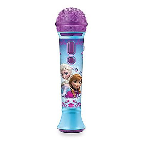 Sale Portable Microphone Frozen Mic disney 174 frozen magical mp3 microphone bed bath beyond