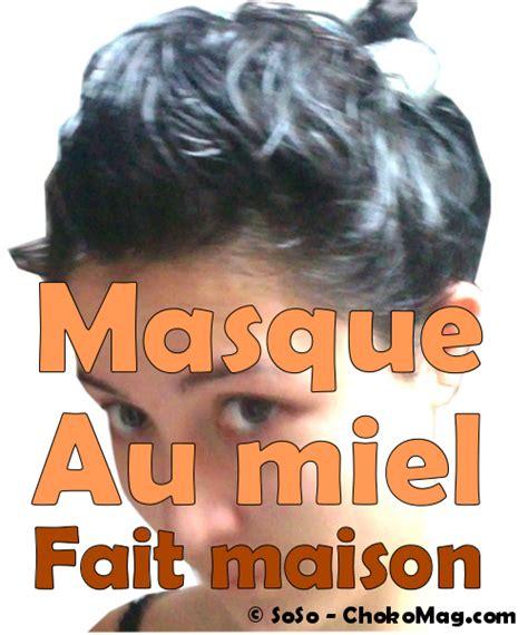 Recette Masque Pour Cheveux Secs Fait Maison
