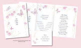 butterflies and ribbons in pink quinceanera invitation