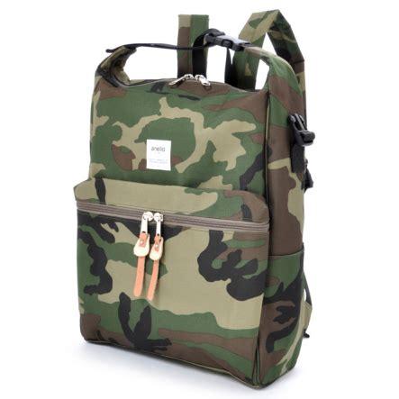 Tas Selempang Anello Tas Pria Tas Anello Tas Backpack Tas Pria anello tas ransel selempang 2 way camouflage