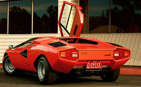 Lamborghini Countach 1974 1974 Lamborghini Countach Photos Informations Articles