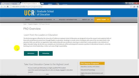 Ucr Mba Recruiting Statistics by Riverside Graduate School Of Education 2016