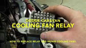 how to repair cooling fans and fault code dtc p0480 in a