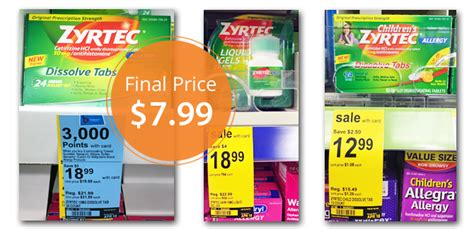 zyrtec printable coupon july 2015 zyrtec coupons the krazy coupon lady