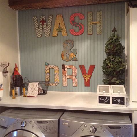 Wall Decor Laundry Room 25 best vintage laundry room decor ideas and designs for 2017