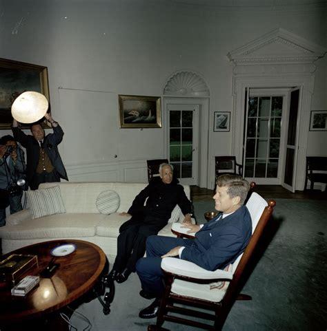 jfk oval office file president john f kennedy with indian president
