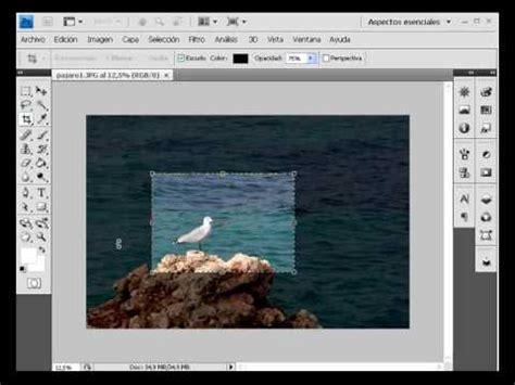 recortar varias imagenes a la vez photoshop herramienta recortar photoshop cs4 videotutoriales es
