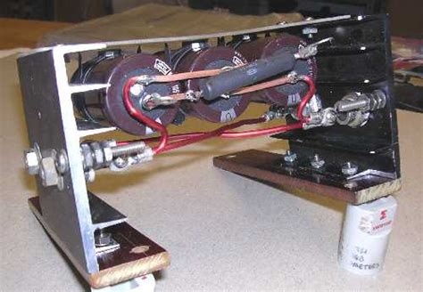 resistor bleeder asm kh6grt 15 volt 30 power supply
