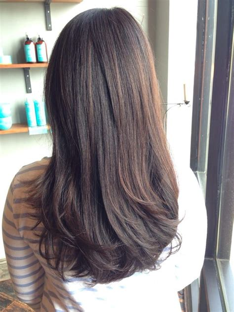 best stylist for long layers in dc photo of mane salon chicago il united states long