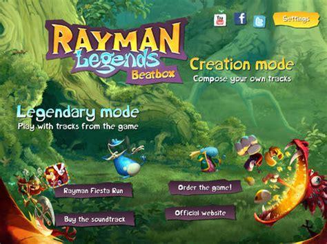 rayman legends beatbox characters giant bomb