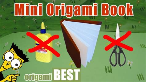 Best Origami Book - free coloring pages how to make a mini origami book