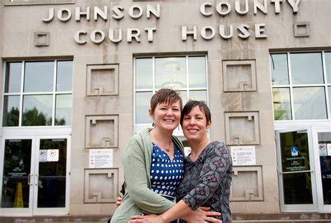 Johnson County Marriage Records Kansas Supreme Court Blocks Marriage Licenses For Same