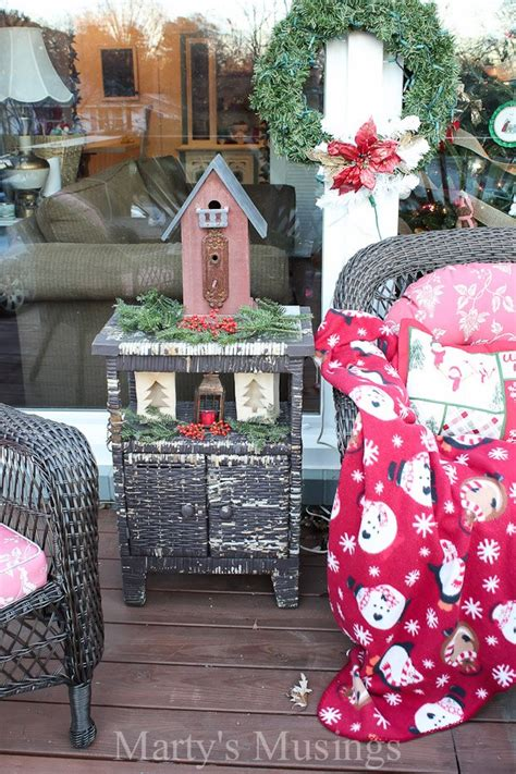 Kitchen Cabinets Greensboro Nc by Hometalk Inexpensive Deck Decorating Ideas For Christmas
