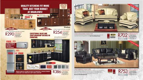 Furniture Of Kitchen issuu bradlows may catalogue by jd group