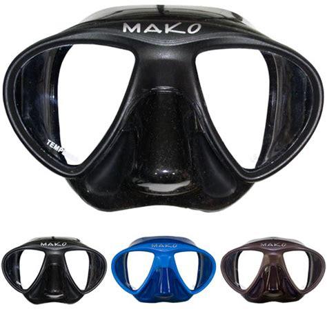 Masker Freedive minimus mini freedive mask mako spearguns